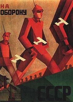 affiche russe