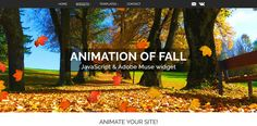 Animation of Fall