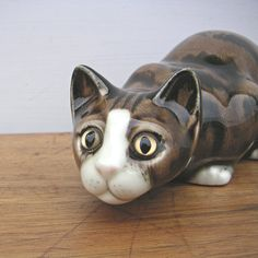 Vintage Norcrest Cat Figurine