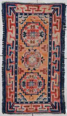 Tibetan Rug - Robert T. Mosby Inc.