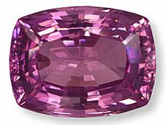 Pyrope Gem with info and description
