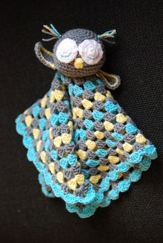 Ravelry: EvyG's Baby blanket