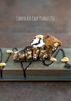 Chocolate Chip Peanu