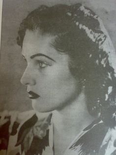 Fawzia of Iran..........http://www.pinterest.com/madamepiggymick/arab-royalty-iran/