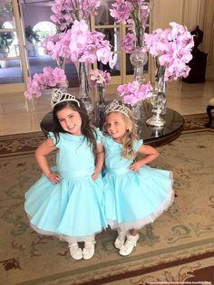 Sophia Grace and Rosie! Love them!
