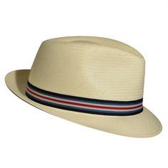 Kross Trilby Hat  #Trilby #Panama #Fedora