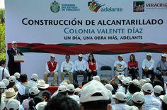 El trabajo coordinado entre órdenes de gobierno y sociedad,apuntala el bienestar de los veracruzanos; es por ello que el Gobierno del Estado respalda el esfuerzo de cada municipio al destinar recursos enfocados a la realización de obras de calidad, dijo el gobernador Javier Duarte de Ochoa.