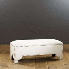 Jasmine Storage Bench | Ballard Designs