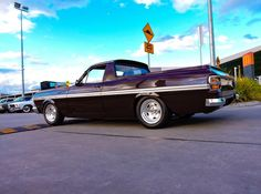 XY Falcon ute Aussie Muscle Cars, Ford Falcon, Ford Gt, Ute, Rat Rods, Falcons, Garages, Cool Cars, Planes
