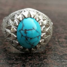 9cd519785792e 21 Best Feroza Rings Collection 2019 - Gemstone Chronicle images ...