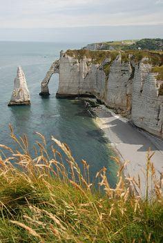Etretat, Haute Normandie - France