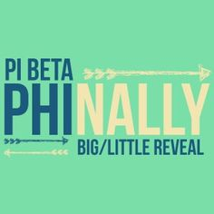 Awesome sorority big little t-shirt designs from SororityBliss.com! Pi Phi!
