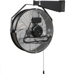 Strongway Garage Bay Fan — 3300 CFM, 18in