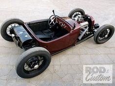 hot rod t bucket roadster   Hot Rod e Kustom