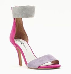 The 'Barely There' sandal