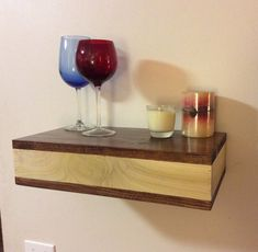 farmhouse decor, floating shelf with hidden compartment, rustic home decor, rustic shelves, wood wal Frame Shelf, Wood Wall Shelf, Wood Shelves, Rustic Decor, Farmhouse Decor, Rustic Wood Floating Shelves, Wood Router, Wood Lathe, Cnc Router