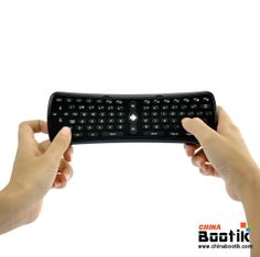 Wireless Mini QWERTY Keyboard / Motion Mouse for Android TV Boxes, PC, Mac #androidbox #mac