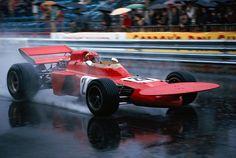 Skip Barber (Gene Mason Racing) March 711 - Ford