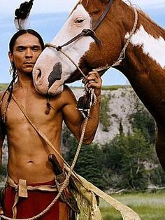 Zach McClarnon,  (Standing Rock Sioux) is a Native American actor.