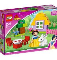 Lego Duplo Branca De Neve Snow White's Disney Princesa 6152