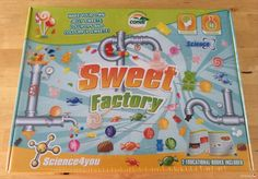 Science4You Sweet Factory | Life surrounded by Blues