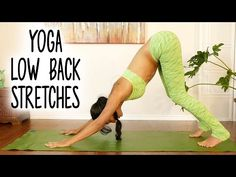 Relaxing Yoga for Low Back Pain, 20 Minute Beginners Feel Good Yoga Flow, Home Routine - YouTube
