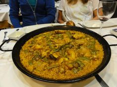 Learn about paella in Spain, as well as other popular rice dishes in Valencia and elsewhere.