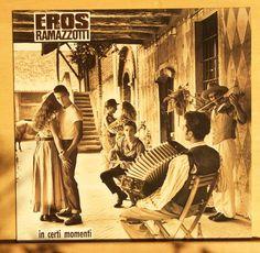 EROS RAMAZOTTI - In certi Momenti - near mint nm - Italo Disco Pop Vinyl LP Rar