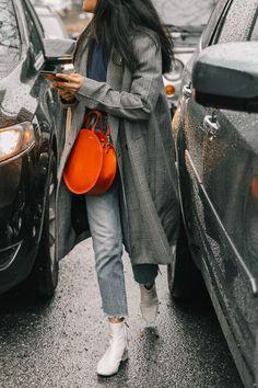 Все, что носится прямо сейчас: стрит стайл с нью-йоркской недели моды – Woman & Delice