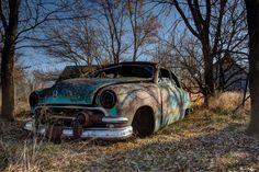 Old Car --- www.Facebook.com/HomeGroenPhotography
