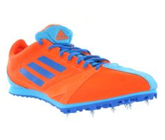 da1f0709caba Mens Boys Adidas Arriba Track Field Running Spikes Shoes Trainers Size 5 12  UK