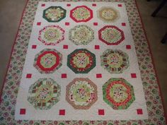A Quilting Life - a quilt blog  Cameos pattern by Fig Tree
