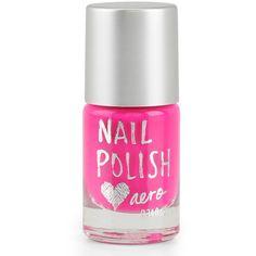 Aeropostale Single Nail Polish (£2.58) ❤ liked on Polyvore