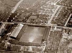 Elland Road 1949 before the West stand fire