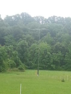 Triband n-s Field Day, Ham Radio, Golf Courses