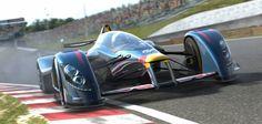 Red Bull escolhe jogador de Gran Turismo para equipe de GP3