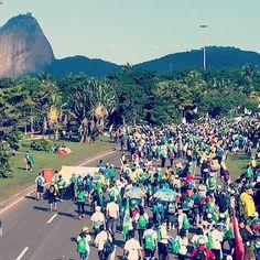 Patrimônio cultural e humanidade. Foto: Juan Esteban #Rio2013 #ARQRIO