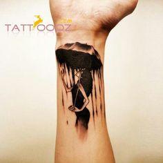 Inner wrist tattoo designs for men visit http://tattoooz.com/