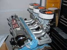 Best classic cars and more! Chevy Motors, Plymouth Duster, Dodge Muscle Cars, Crate Engines, Performance Engines, Hot Rod Trucks, Dodge Trucks, Car Engine, Drag Racing