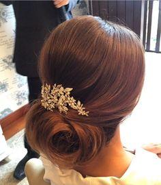 Half Up Wedding Hair, Hairdo Wedding, Wedding Hair And Makeup, Wedding Hair Accessories, Bridal Hair, Hair Makeup, Fancy Hairstyles, Bride Hairstyles, Bridal Beauty
