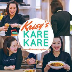 With Love Kris Aquino Beef Recipe Filipino, Filipino Dishes, Filipino Recipes, Filipino Food, Kare Kare Recipe Philippines, Beef Recipes, Cooking Recipes, Food To Make, Knowledge