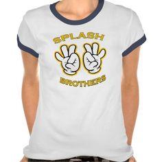 Splash Brothers Womens Shirt