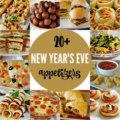 176 Best New Years Appetizers Images In 2019 Cheese Savory Snacks