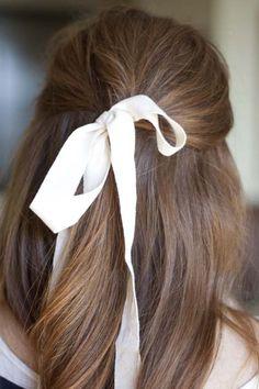 hair ribbon.