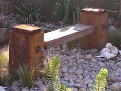 Reclaimed Timber bench