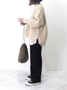 冬の着まわしコーデ術☆参考にしたい大人のおしゃれなファッション特集! | folk (2ページ)