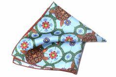 Kinloch Pochette SS15 collection. 100% silk, hand stitched in Italy. #handkerchief #fashion # men