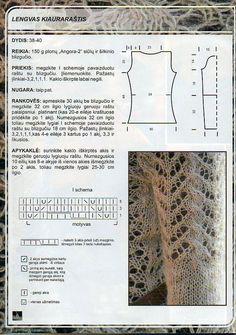 Knit maglione Mezginiu pasaulis 2009_ruduo_28. Parlate LiveInternet - russi Servizio diari online