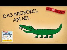 The Crocodile at the Nile - The Best Movement Songs Movement Songs, Crocodile, Baby Kids, Education, Children, Crafts, Youtube, Experiment, Films