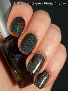 Would do with or as a tip... swatched)